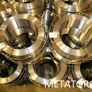 Проволока стальная сварочная Св-06Х19Н9Т