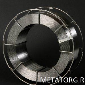 Проволока стальная сварочная Св-07Х25Н13