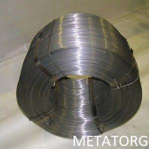 Проволока стальная сварочная Св-08Н50